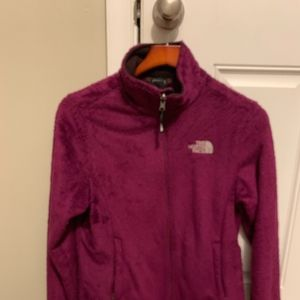 North Face Osito Jacket in Small